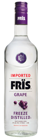 Fris Vodka Grape
